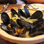 Steamed mussels - Byrsa Bistro