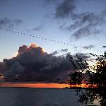 Another awesome Barbados sunset