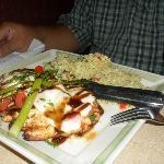 Chicken Bruscheta