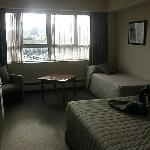 the room at the bay plaza