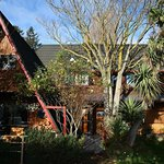 Haka Lodge - A true upmarket backpackers!