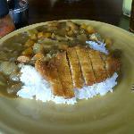 Yummy Katsu Curry Rice!