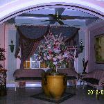 lobby area 2nd floor