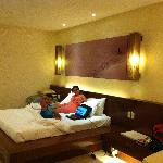 Mandarin Suites Double room
