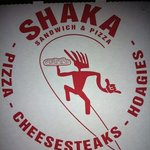 Shaka Pizza Box