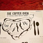 The Copper Oven