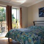 Double Room, pool views, balcony
