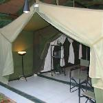 Tent - Front View