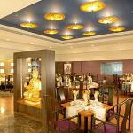 Ginseng Restaurant within The Royal Orchid, Bangalore