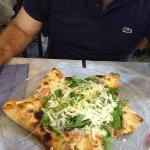 "Pizza a ""stella"""