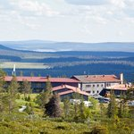 Lapland Hotel Pallas outside summer