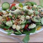 House Salad at Red Barn