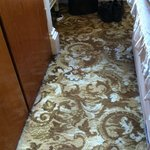 Fitted carpets from the 70s
