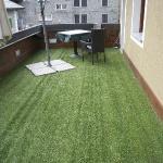 la terrazza…..