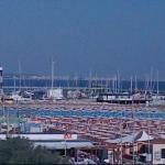 View West from Hotel Marinella balcony