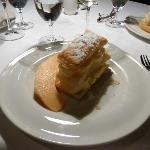 Krempita dessert