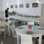 Sala colazione Hotel Maree