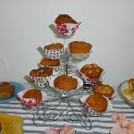 Colazione Hotel Maree l'albero di muffin