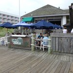 Exterior of Obie's by the Sea,  on the Rehoboth Boardwalk