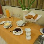 desayuno: muy escaso, baja calidad