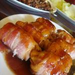 02/08/12 Chicken Wrapped in Bacon Php275