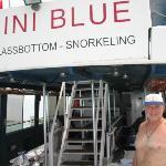 Bimini Blue dive boat Neil Watson