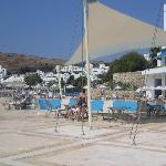 Mavi Hotel - piscina