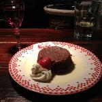Chocolate Fondant (delicious!!)