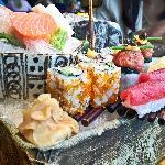Sushi platter ... fresh fresh fresh