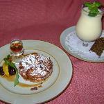 16) Assiette de l'hostellerie de Saint Front