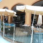 restaurant exeterieur