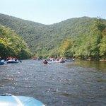 Nehir Raftingi ve Tubing