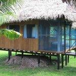 Mapa Te Lodge Foto