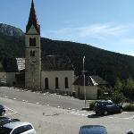 park lato chiesa