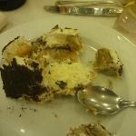 Dessert in de avond