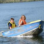 Boating fun for the kids