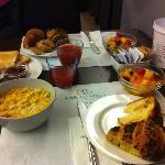 Una colazione buona e varia