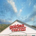 It's a nice day here at Golden Corral