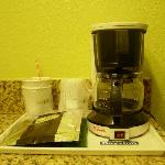 Coffee Makers in all rooms