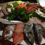 Joso's famous fish