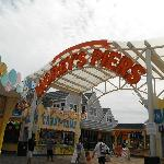 Un des 3 parcs d'attractions et aquatiques Morey's Piers