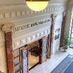 Morris Museum of Art lobby