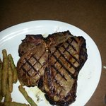 Texas T-Bone Porterhouse Steak