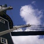The Adriaan Windmill and Museum