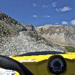 The ride up Imogene Pass in a RAZOR