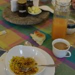 Indian breakfast (on order)