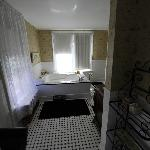 Another view of bathroom in Princess Alice Room