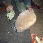 Le pain de sable  - copyright EM