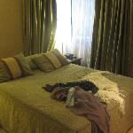 habitacion principal, cómoda, buena vista y limpia