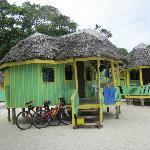 beach fale Taufua